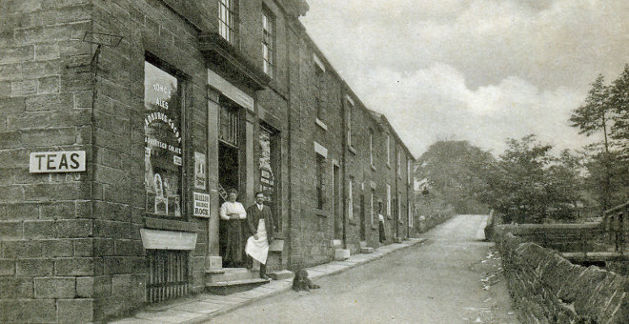 Barrow Bridge Road Shop