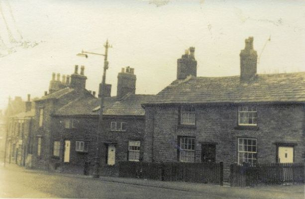 Toll House and Morris's Cottages